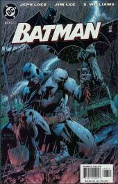 Batman (1940) -617- Hush part 10 : the grave