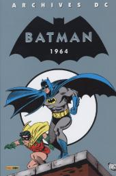 Batman (Archives) -INT01- 1964