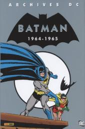 Batman (Archives) -INT02- 1964-1965