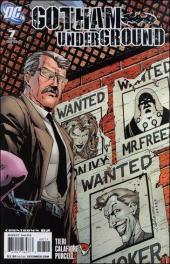 Gotham Underground (2007) -7- War