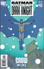 Batman: Legends of the Dark Knight (1989) -192- Snow part 1 : drift