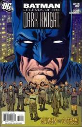 Batman: Legends of the Dark Knight (1989) -204- The madmen of gotham part 1