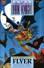 Batman: Legends of the Dark Knight (1989) -24- Flyer part 1