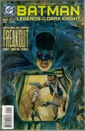 Batman: Legends of the Dark Knight (1989) -92- Freakout part 2