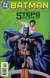 Batman: Legends of the Dark Knight (1989) -99- Steps part 2