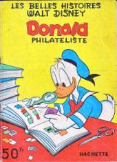 Les belles histoires Walt Disney (1re Série) -54- Donald philatéliste
