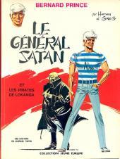 Bernard Prince -1- Le Général Satan