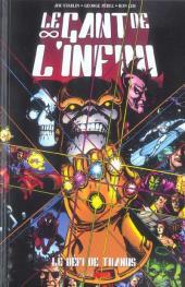 Best of Marvel -4- Le gant de l'infini - Le défi de Thanos