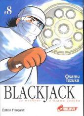 Blackjack (Tezuka) -8- Tome 8