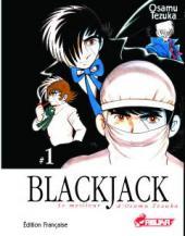 Blackjack (Tezuka) -1- Tome 1