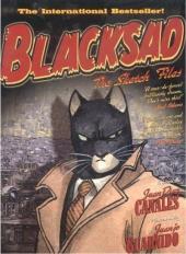 Blacksad (en anglais) -HS- Blacksad the sketch files