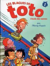 Les blagues de Toto -1- L'école des vannes