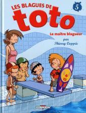 Les blagues de Toto -5- Le maître blagueur