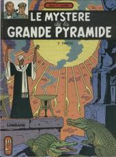Blake et Mortimer (Historique) -4b74- Le Mystère de la Grande Pyramide - 2e partie
