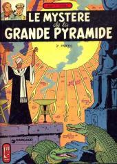Blake et Mortimer (Historique) -4b72a- Le Mystère de la Grande Pyramide - 2e partie