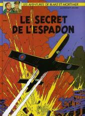 Blake et Mortimer (Publicitaire) -1Esso- Le Secret de l'Espadon - Tome 1