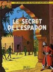 Blake et Mortimer (Publicitaire) -2Esso- Le Secret de l'Espadon - Tome 2