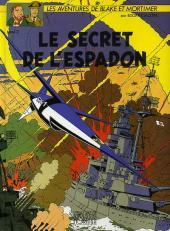 Blake et Mortimer (Publicitaire) -3Esso- Le Secret de l'Espadon - Tome 3