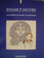 Blake et Mortimer (Divers) -PF1- Souvenirs de Blake et Mortimer