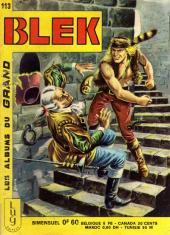 Blek (Les albums du Grand) -113- Numéro 113