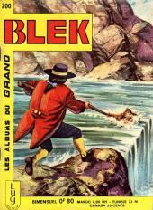 Blek (Les albums du Grand) -200- Numéro 200