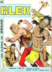 Blek (Les albums du Grand) -260- Numéro 260