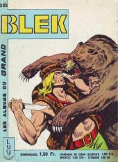 Blek (Les albums du Grand) -289- Numéro 289