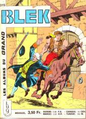Blek (Les albums du Grand) -315- Numéro 315