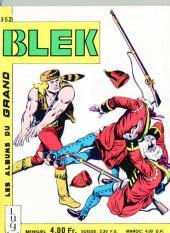 Blek (Les albums du Grand) -352- Numéro 352