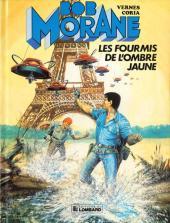 Bob Morane 3 (Lombard) -37- Les fourmis de l'ombre jaune