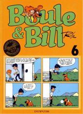 Boule et Bill -02- (Édition actuelle) -6- Boule & Bill 6