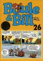 Boule et Bill -02- (Édition actuelle) -26- Boule & Bill 26