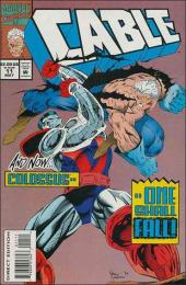 Cable (1993) -11- The killing field part 3 : divide and conquer