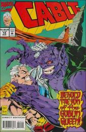 Cable (1993) -14- Fear and loathing part 3 : son of the goblin queen