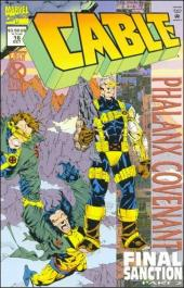 Cable (1993) -16- Phalanx convenant - final sanction part 2 : the phalanx sanction