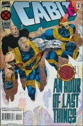 Cable (1993) -20- Legion quest addendum : an hour of last things