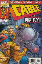 Cable (1993) -46- Moving target part 2 : siege
