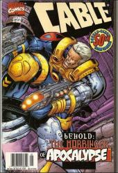 Cable (1993) -50- The hellfire hunt part 3 : and he shall be called man