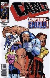 Cable (1993) -61- The nemesis contract part 3 : captive audience