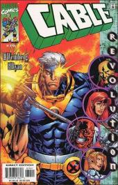 Cable (1993) -79- A tale of revolutions : fire burn