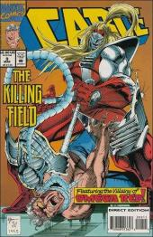 Cable (1993) -9- The killing field part 1 : in humanity