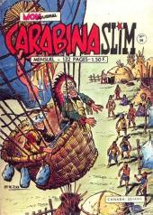 Carabina Slim -59- Le fantôme de Hiawatha