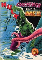 Albums Artima DC/Marvel Super Star Géants -6- Hulk: Cauchemar sous la mer