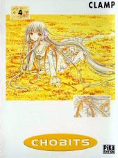 Chobits -4- Tome 4