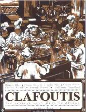 Clafoutis -2- Les cerises sont dans le gâteau