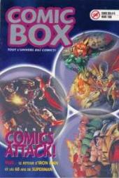 Comic box (1° série) -0- Comic Box 0