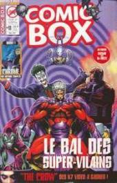Comic box (1° série) -11- Comic Box 11