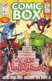 Comic box (1° série) -12- Comic Box 12