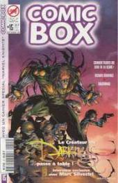 Comic box (1° série) -15- Comic Box 15