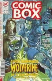 Comic box (1° série) -17- Comic Box 17